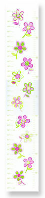 Stupell Industries The Kids Room Floral Growth Chart