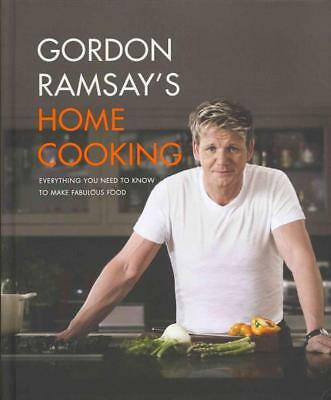 Gordon Ramsay's Home Cooking - Gordon Ramsay (Hardcover) New