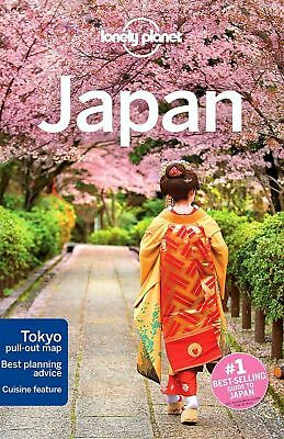 Japan by Lonely Planet Paperback Book (English)