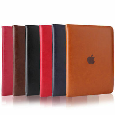 Amazing PU Leather Smart Case Stand Magnetic Cover for Apple iPad 5/6 Air 1/2