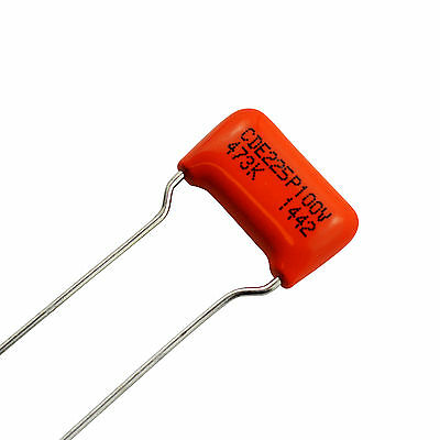 Sprague Orange Drop Capacitor .047uf for Strat Tele Gibson Etc..