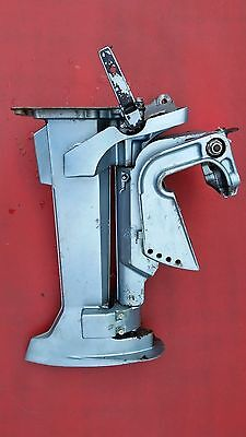 Johnson Evinrude, 4.5 hp Midsection / Transom Bracket # 324606