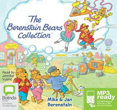 The Berenstain Bears Collection by Jan Berenstain Free Shipping!