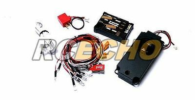 GT POWER RC Model Car Sounds Light Simulated System LE831