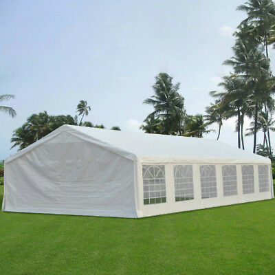Quictent 6x12M UPGRADED Heavy Duty Marquee Tent Wedding Party Tent Gazebo