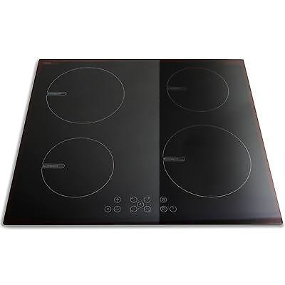 Montpellier INT400 60cm Touch Control Induction Electric Hob with 4 Burners