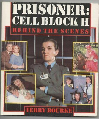 Prisoner Cell Block H by Bourke, Terry Paperback Book The Cheap Fast Free Post