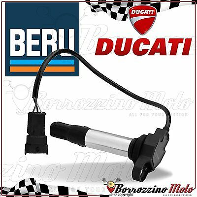Bobina Accensione Integrata Beru Per Ducati 1198 Sp 2011-2011