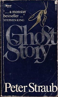 Ghost Story, Straub, Peter Paperback Book The Cheap Fast Free Post