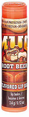Mug Root Beer Flavoured Lip Balm ~ New & Sealed uncarded - fast post!