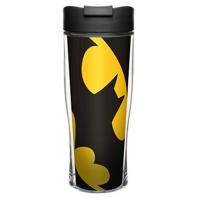Batman Symbol Travel Mug DC Comics
