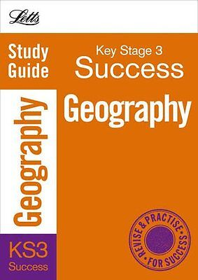 Letts Key Stage 3 Success - Geography: Study Guide, Andy Browne Paperback Book