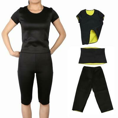 HOT TIGHTS Brand Shapers Stretch Neoprene Slimming Pants Shaper Control Pants