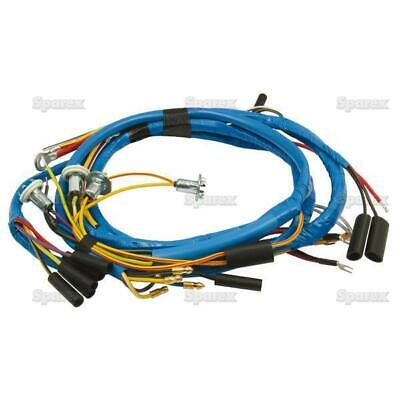 d6nn14a103j tractor wire wiring harness diesel for ford 2600 3600
