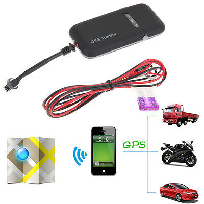 GPS GPRS GSM Tracker Realtime Tracking Device Spy Bug For Car/Vehicle/Motorcycle