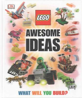 LEGO Awesome Ideas by Dk Hardcover Book