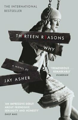 Thirteen Reasons Why (Spinebreakers) by Asher, Jay Paperback Book The Cheap Fast