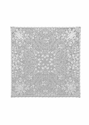 Heritage Lace Holly Glow Square Tablecloth