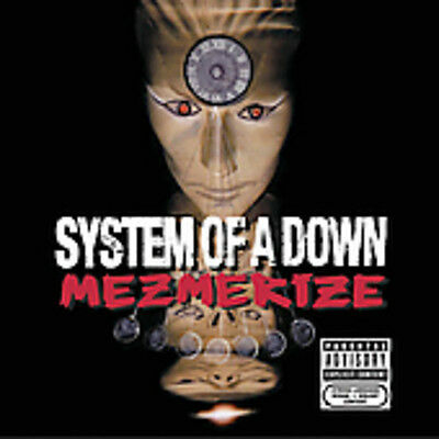 System of a Down - Mezmerize [New CD] Explicit