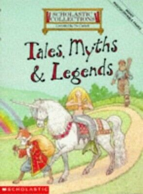 Tales, Myths and Legends (Scholastic Collections) by Corbett, Pie Paperback The