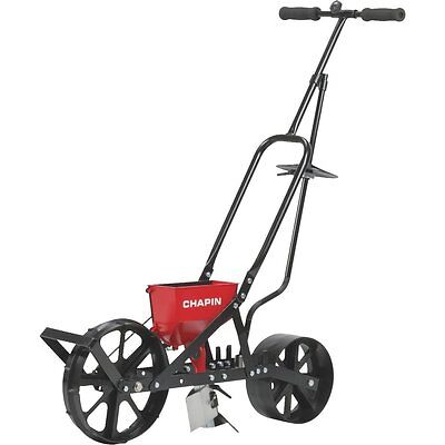 Chapin Precision Garden Seeder with 6 Seed Plates