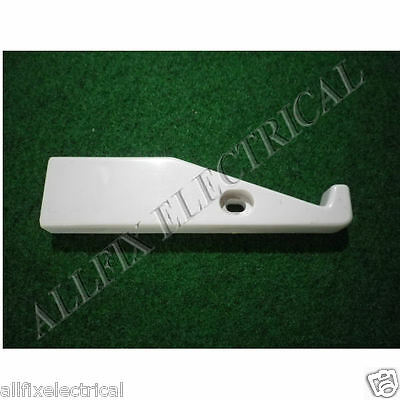 Used Westinghouse RS651F Fridge RH Freezer Wall Shelf Support - Part # 1406120SH