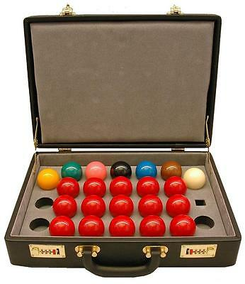 Snooker Ball Carry Case. Free UK P&P