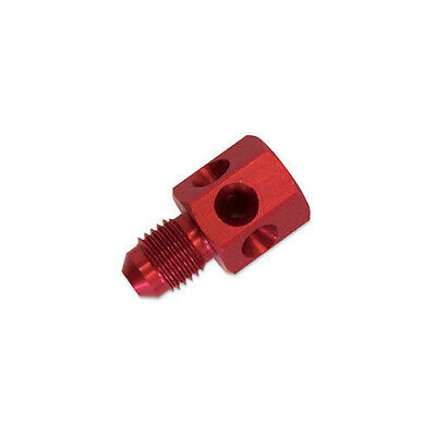 Stroud Fire Suppression System 3-Port Tubing Nozzle (180°) Ss937
