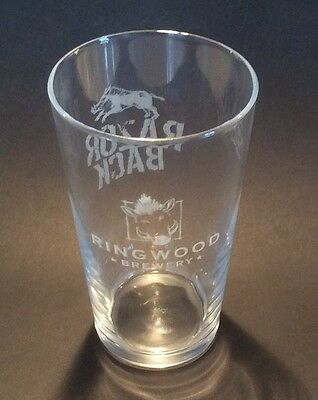 Boondoggle 1 Pint glass from Ringwood Brewery Hampshire £6.95 including P/&P