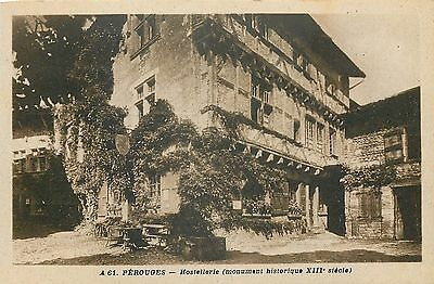 01 Perouges Hostellerie