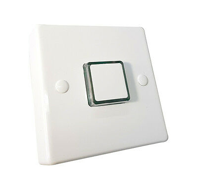Hispec Delay Light Timer IP20 Energy Saving Electronic Time Lag Electric Switch