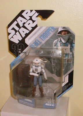 Star Wars 30 Anniversary # 60 Concept Rebel Trooper McQuarrie Signature Series
