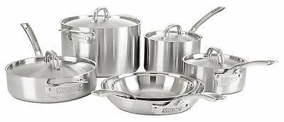 Viking Professional 5 Ply 10 Piece Cookware Set