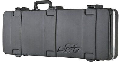 NEW SKB PRO HARD MOLDED ELECTRIC GUITAR FLIGHT CASE TSA - For STRAT or TELE