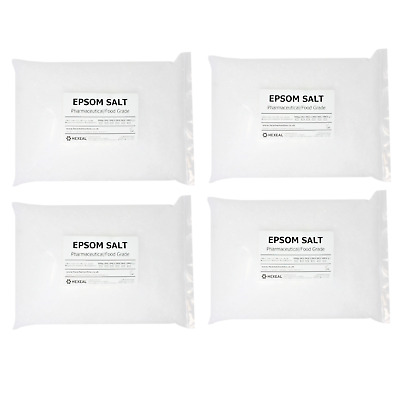 EPSOM SALT | 20KG BAG | Pharmaceutical | Food Grade | Magnesium Sulphate
