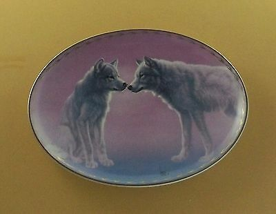 Nature's Tenderness Plate TENDER ADVANCES Wolf Lee Cable #3 Lee Cable Bradford