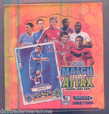 **Clearence Special**2009/10 Topps Match Attax Box 24 Packets