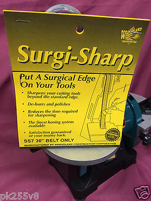 Surgi-Sharp Leather Honing/strop Belt Now Available From 5 Star Aussie Seller