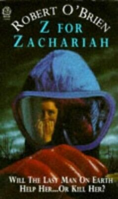 Z for Zachariah (Lions) by O'Brien, Robert C. Paperback Book The Cheap Fast Free