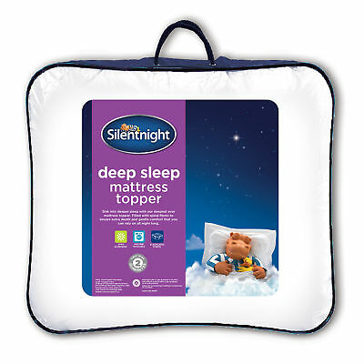 Silentnight Deep Sleep Mattress Topper - Super King