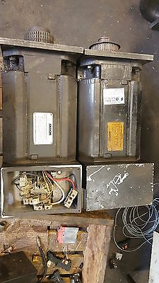 Cincinnati Milacron Arrow 500 750 Spindle Motor
