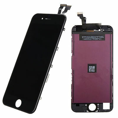 iPhone 6 6G A1586 Black Lcd Display Screen Touch Digitizer Replacement Assembly