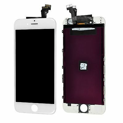 iPhone 6 6G A1586 White LCD Touch Display Assembly Digitizer Screen Replacement
