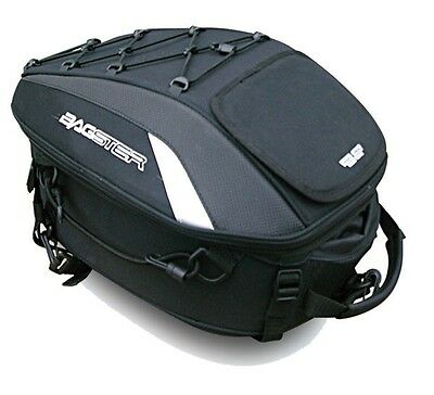 Bagster Spider Expandable Motorycle Motorbike Touring Tail Bag Luggage