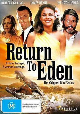 Return To Eden - DVD Region 4 Free Shipping!