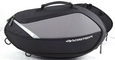 Bagster Escape Panniers Motorcycle Motorbike Touring Luggage Saddle Bags