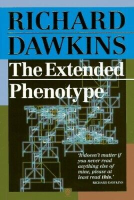 The Extended Phenotype: The Long Reach of the Gen..., Dawkins, Richard Paperback