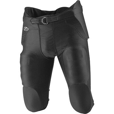 Rawlings Youth Lycra Integrated Football Pants - F2500P - Various Sizes & Colors