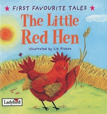 First Favourite Tales: Little Red Hen by Ladybird Hardback Book The Cheap Fast