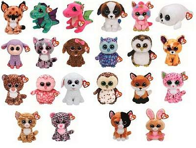 Ty Beanie Boos Buddy 9 inch Plush Soft Toy Choose from a large selection #3